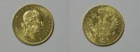 Dukat 1915 Österreich 1 Dukat 1915 Gold BU unc.  124,95 EUR