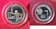 GRIECHENLAND 500 Drachmen 1984 PP Proof Olympia 1984 48,00 EUR  plus 4,95 EUR verzending