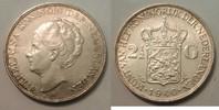 2 1/2 Gulden 1940 Niederlande 2 1/2 Gulden 1940 Wilhelmina vz - prägefr... 39,95 EUR  zzgl. 3,95 EUR Versand