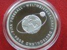10 Euro 2004 BRD BRD 10 Euro 2004  Fussball WM 2006 2.Ausgabe PP Proof ... 24,45 EUR  zzgl. 3,95 EUR Versand