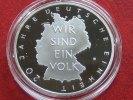 10 Euro 2010 BRD BRD 10 Euro 2010  Wir sind ein Volk PP Proof Spiegelgl... 21,45 EUR  zzgl. 3,95 EUR Versand