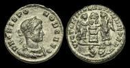 ROMAN IMPERIAL LT-KUFP - CRISPUS - AE3, ca.319-20AD....CAPTIVES in EX... 95,14 EUR  zzgl. 17,84 EUR Versand