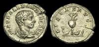 ROMAN IMPERIAL    PE-BJJF - SEVERUS ALEXANDER as CAESAR - AR Denarius, c... 473,67 EUR  zzgl. 19,20 EUR Versand