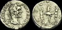 ROMAN IMPERIAL Denarius ca.193AD  PE-PPBF - SEPTIMIUS SEVERUS AR Denariu... 128,02 EUR  zzgl. 19,20 EUR Versand