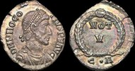 ROMAN IMPERIAL LT-JUPU - PROCOPIUS - AR Siliqua, ca.365-365AD.       ... 1016,23 EUR kostenloser Versand