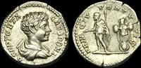 ROMAN IMPERIAL    PE-DWUF - GETA CAESAR - AR Denarius, ca.200-2AD. 76,81 EUR  zzgl. 19,20 EUR Versand