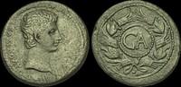 ROMAN IMPERIAL    OR-UFDB - AUGUSTUS - AE Dupondius, ca.20-15BC.        ... 249,63 EUR  zzgl. 19,20 EUR Versand