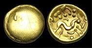 Stater ca.60BC IMPORTED CELTIC GALLO BELGIC E 'War Type II'   782,24 EUR  zzgl. 19,72 EUR Versand