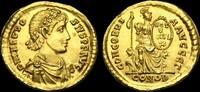 ROMAN IMPERIAL LT-WBFB - THEODOSIUS I - Gold Solidus, ca.383-88AD.   ... 3023,79 EUR kostenloser Versand