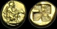 Hekte ca.450-400BC ASIA MINOR MYSIA, Kyzikos Electrum Hekte   4005,93 EUR kostenloser Versand