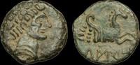 CELTIC SPAIN CE-JTWK - SPAIN - Tuauro, AE24, ca.150-100BC.   317,67 EUR  zzgl. 17,33 EUR Versand