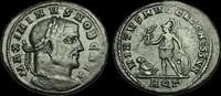ROMAN IMPERIAL LT-BFTQ - MAXIMINUS II CAESAR - AE Follis, ca.305-6AD.... 269,66 EUR  zzgl. 16,85 EUR Versand