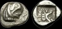 CELTIC GAUL CE-PTKQ - SOUTH EAST GAUL, Massalia, AR Hemiobol, ca.475B... 330,33 EUR  zzgl. 16,80 EUR Versand