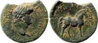 Roman Provincial AE 20  ss Aiolis, Kyme. Nero, 54-68 AD. Horse 40,00 EUR  zzgl. Versand