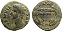 AE 27  Roman Provincial Spain, Colonia Patricia. Augustus, 27 BC - 14 A... 50,00 EUR  zzgl. 7,00 EUR Versand