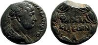 AE 22  Roman Provincial Syria, Chalcidice. Chalcis. Trajan. 98-117 AD. ... 40,00 EUR  zzgl. 7,00 EUR Versand