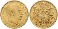20 Kronen Gold 1914 Dänemark Christian X. 1912-1947. Vorzüglich  345,00 EUR