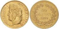 40 Francs Gold 1834  A Frankreich Louis Philippe I. 1830-1848. Minimal ... 575,00 EUR
