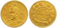 1/2 Toman Gold AH 1335 (1916) Iran Ahmad Shah (AH 1327-1344) 1909-1925.... 125,00 EUR