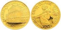 1000 Schilling Gold 1992 Österreich Zweite Republik nach 1945. Polierte... 675,00 EUR