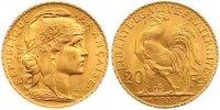 20 Francs Gold 1908  A Frankreich Dritte Republik 1870-1940. Vorzüglich... 275,00 EUR