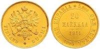 20 Markkaa Gold 1911  L Finnland Nikolaus II. von Russland 1894-1917. V... 485,00 EUR  zzgl. 7,00 EUR Versand