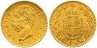 20 Lire Gold 1879  R Italien-Königreich Umberto I. 1878-1900. Winziger ... 265,00 EUR