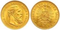 10 Mark 1888  A Preußen Friedrich III. 1888. Vorzüglich +  290,00 EUR