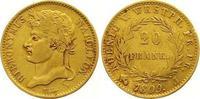 Westfalen, Königreich 20 Franken Gold 1809  J Winz. Randfehler, sehr sch... 625,00 EUR  zzgl. 7,00 EUR Versand