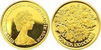 100 Dollars Gold  Kanada Elizabeth II. Seit 1952. Polierte Platte  700,00 EUR  zzgl. 7,00 EUR Versand