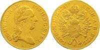 Dukat Gold 1787  A Haus Habsburg Josef II. 1780-1790. Fast vorzüglich  385,00 EUR