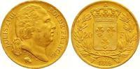 20 Francs Gold 1819  W Frankreich Ludwig XVIII. 1814, 1815-1824. Vorzüg... 475,00 EUR  zzgl. 7,00 EUR Versand