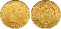 80 Reales Gold 1822  SR Spanien Ferdinand VII. 1808-1833. Vorzüglich - ... 875,00 EUR  zzgl. 7,00 EUR Versand