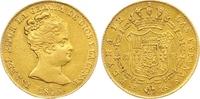 80 Reales Gold 1845  B Spanien Isabel II. 1833-1868. Sehr schön  375,00 EUR  zzgl. 7,00 EUR Versand