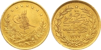 250 Piaster Gold 1277 AH Türkei Abdul Aziz (AH 1277-1293) 1861-1876. Se... 975,00 EUR  zzgl. 7,00 EUR Versand