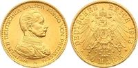 20 Mark Gold 1913  A Preußen Wilhelm II. 1888-1918. Vorzüglich  330,00 EUR  zzgl. 7,00 EUR Versand
