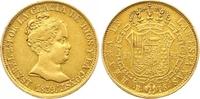 80 Reales Gold 1839  B Spanien Isabel II. 1833-1868. Sehr schön - vorzü... 375,00 EUR  zzgl. 7,00 EUR Versand