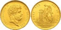 15 Ducati Gold 1844 Italien-Neapel Ferdinand II. 1830-1859. Winz. Randf... 4250,00 EUR kostenloser Versand