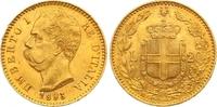 20 Lire Gold 1893  R Italien-Königreich Umberto I. 1878-1900. Winziger ... 350,00 EUR  zzgl. 7,00 EUR Versand