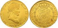 8 Escudos Gold 1816  JP Peru Ferdinand VII. 1808-1833. Fast vorzüglich  1550,00 EUR kostenloser Versand