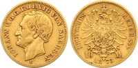 10 Mark Gold 1873  E Sachsen Johann 1854-1873. Sehr schön  385,00 EUR  zzgl. 7,00 EUR Versand