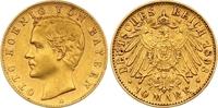 10 Mark Gold 1893  D Bayern Otto 1886-1913. Sehr schön +  245,00 EUR  zzgl. 7,00 EUR Versand