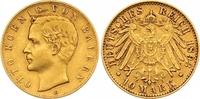 10 Mark Gold 1893  D Bayern Otto 1886-1913. Kl. Kratzer, sehr schön  210,00 EUR  zzgl. 7,00 EUR Versand