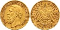 10 Mark Gold 1898  G Baden Friedrich I. 1856-1907. Sehr schön +  335,00 EUR  zzgl. 7,00 EUR Versand