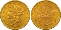 20 Dollars Gold 1894 Vereinigte Staaten von Amerika  Winzige Kratzer, v... 1450,00 EUR kostenloser Versand
