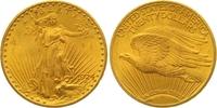 20 Dollars Gold 1924 Vereinigte Staaten von Amerika  Fast Stempelglanz  1550,00 EUR kostenloser Versand