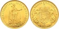 10 Kronen Gold 1911 Haus Habsburg Franz Joseph I. 1848-1916. Winziger R... 165,00 EUR  zzgl. 7,00 EUR Versand