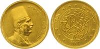 100 Piaster Gold 1922 Ägypten Ahmed Fuad I. (AH 1335-1355) 1917-1936. V... 550,00 EUR  zzgl. 7,00 EUR Versand