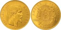 100 Francs Gold 1859  A Frankreich Napoleon III. 1852-1870. Vorzüglich  1550,00 EUR kostenloser Versand