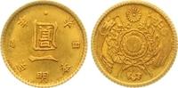 Yen Gold 1871 Japan Mutsuhito 1867-1912. Vorzüglich +  350,00 EUR  zzgl. 7,00 EUR Versand